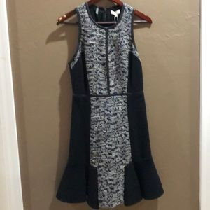 Rebecca Taylor fit and flare dress size 4